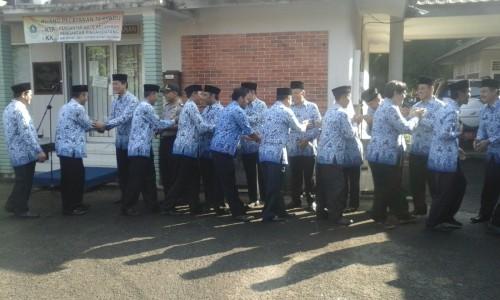 Halal Bihalal Kecamatan Babakan Madang