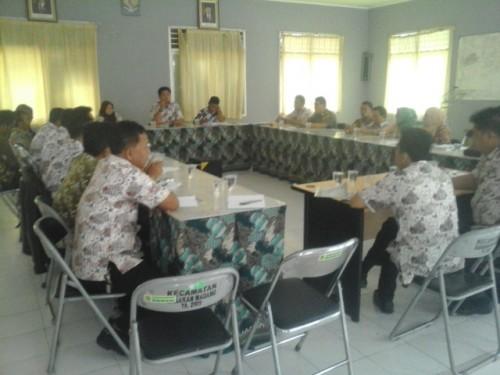 Rapat Koordinasi Bidang Pemerintahan dan Pembangunan