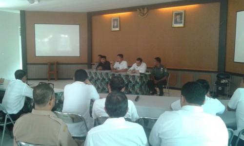 Rapat Koordinasi Tingkat Kecamatan