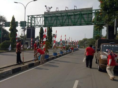 Kegiatan Jum'at Bersih