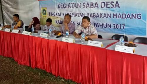 Saba Desa tingkat Kecamatan Babakan Madang