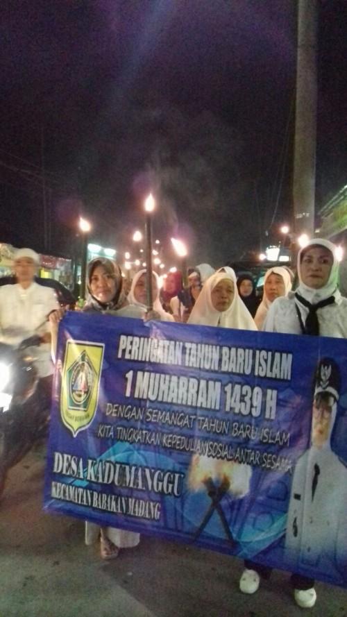 Peringatan Malam Tahun Baru Hijriyyah