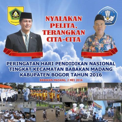 Upacara Peringatan Hari Pendidikan Nasional