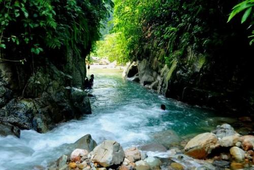 Leuwi Liyet, Green Canyon Milik Bogor