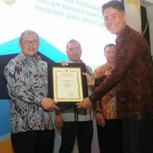 Kecamatan Babakan Madang raih Anugerah Intensifikasi Pajak Kendaraan Bermotor